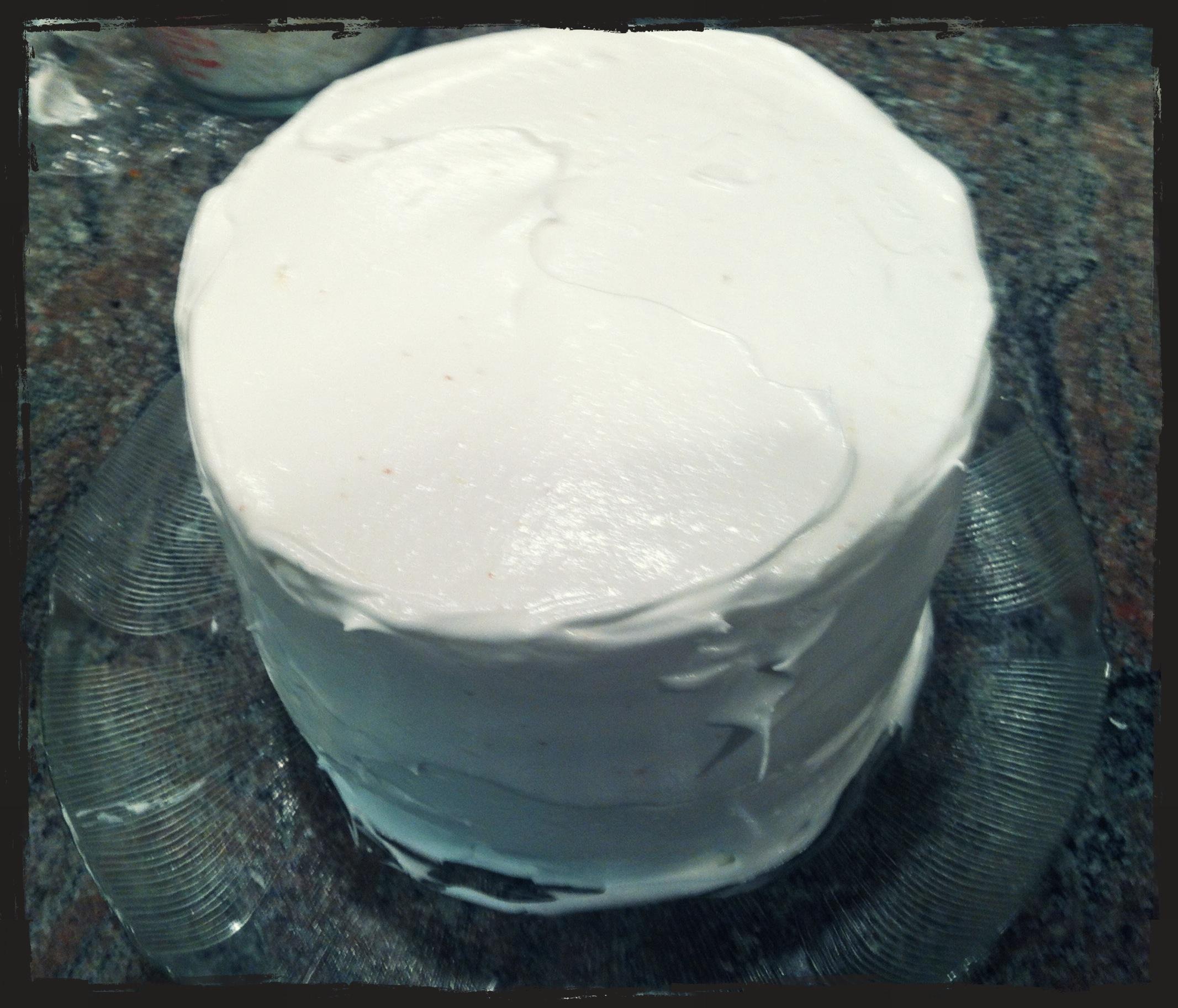 Coconut Cloud Cake | Blue Owl Treats