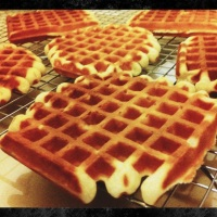 Ma and Pop Waffles