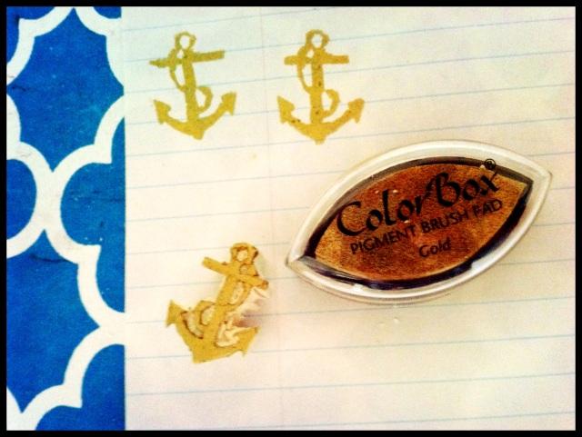 Stamp Gold