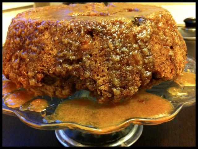 Caramel Apple Cake | Blue Owl Treats