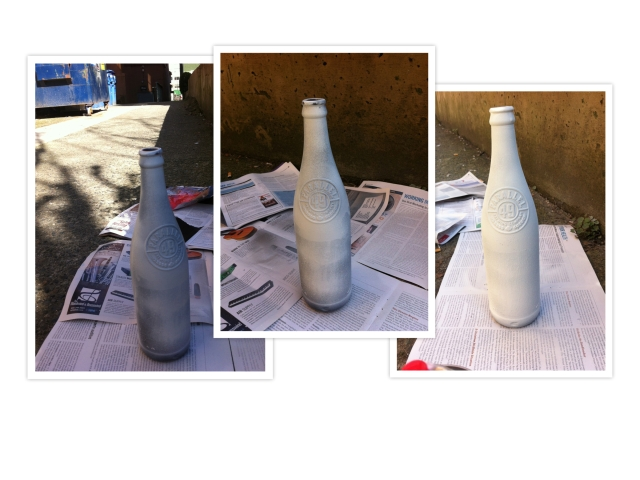 Bottle Spray Paint