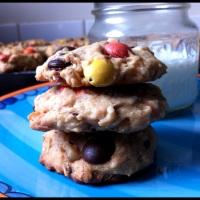 Blue Owl's Smartie Cookies