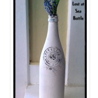DIY: Lost At Sea Bottle