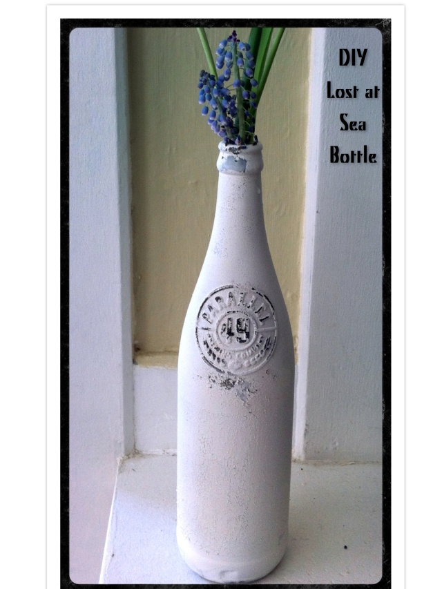 Lost At Sea Bottle