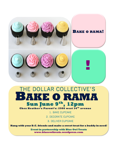 Bake O Rama Poster