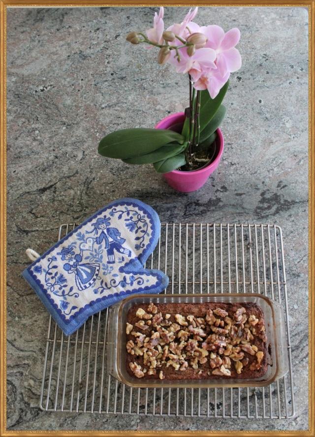 Caveman Banana Bread | Blue Owl Treats