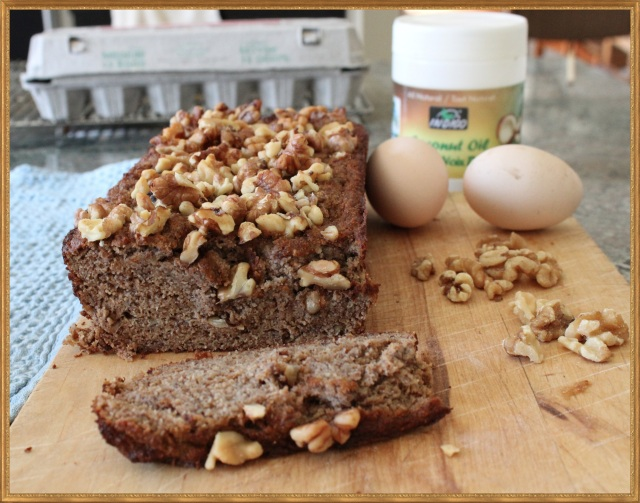 Caveman Banana Bread | Blue Owl Treats