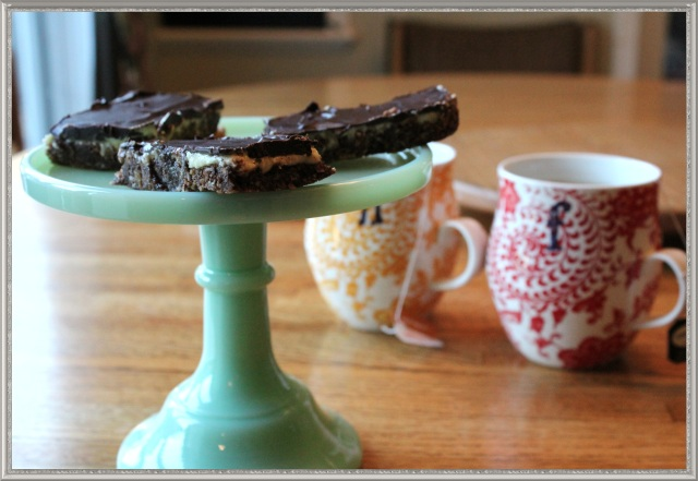 Nanaimo Bars | Blue Owl Treats