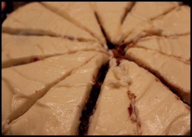 Carrot Cake| Blue Owl Treats