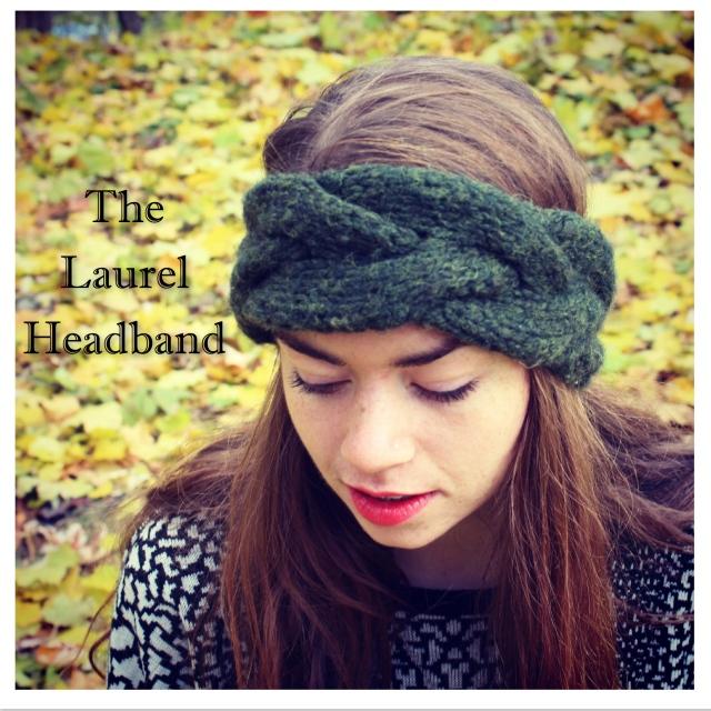 The Laurel Headband | Blue Owl Treats
