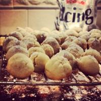 Snowdrop Cookies