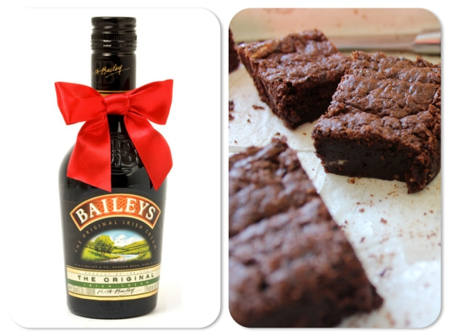 Baileys Brownies | Blue Owl Treats