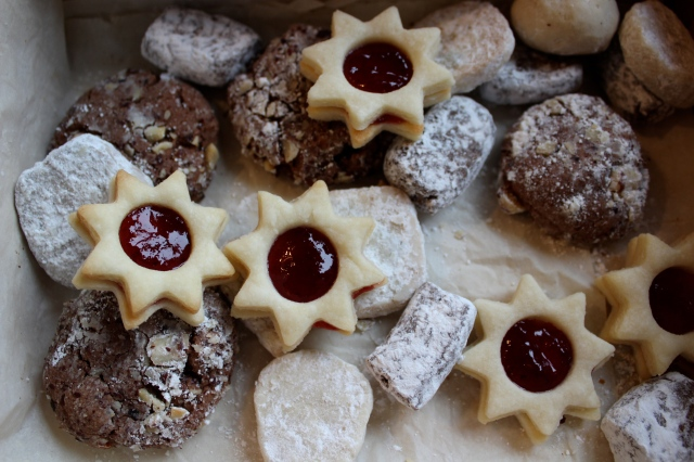 Christmas Star Tarts | Blue Owl Treats