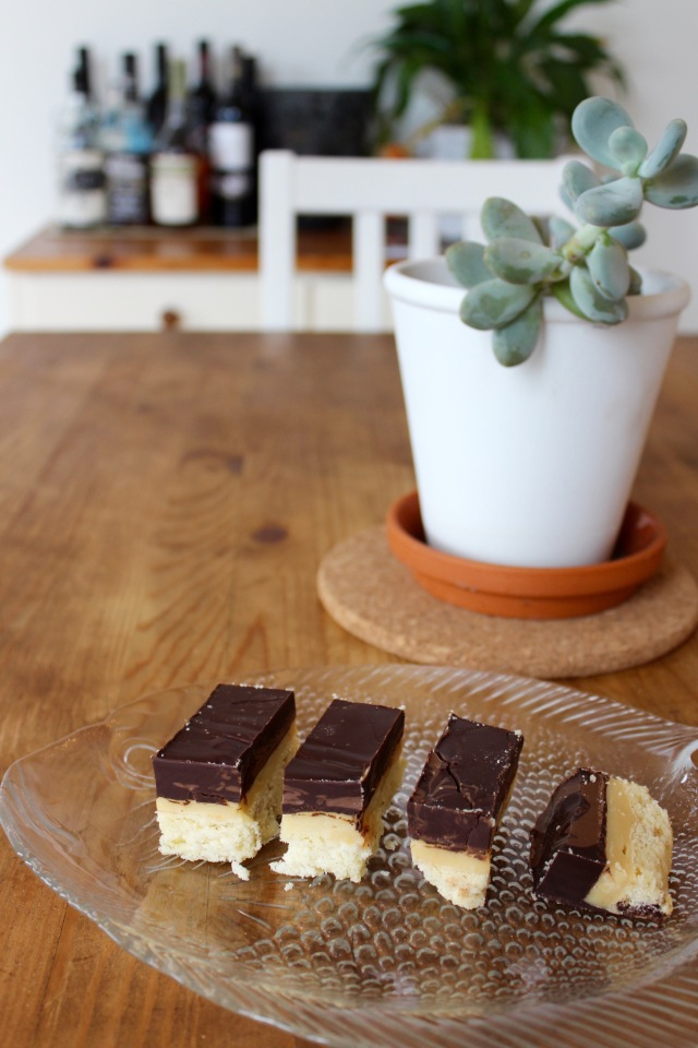 Chocolate Caramel Slice | Blue Owl Treats
