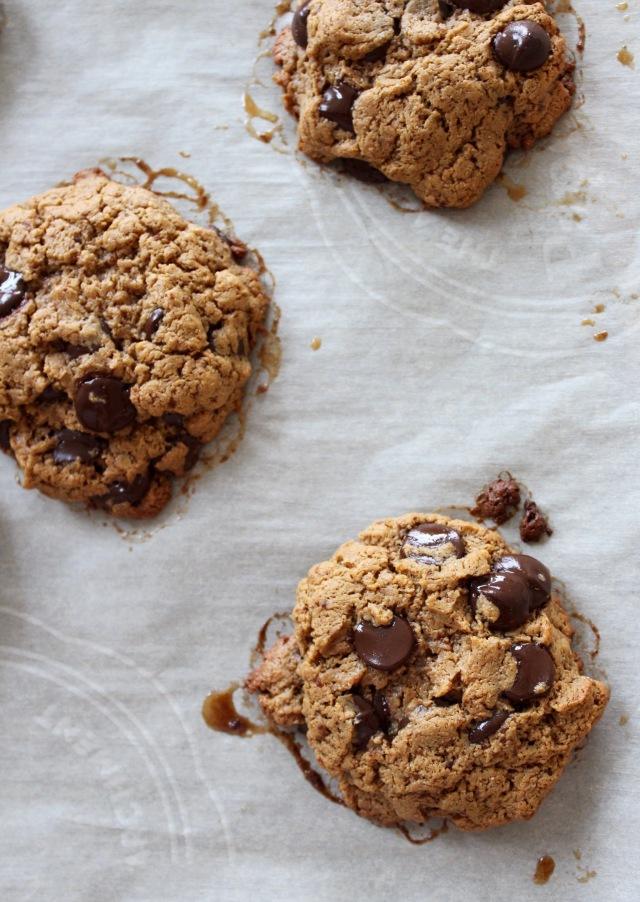 Cashew Butter Cookies | Blue Owl Treats